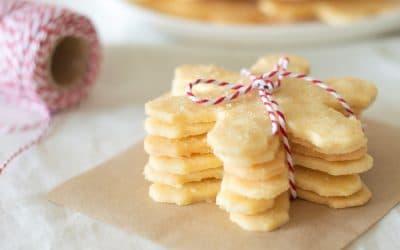 Sugar Crunch Cookies
