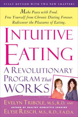 Cover of the book Intuitive Eating
