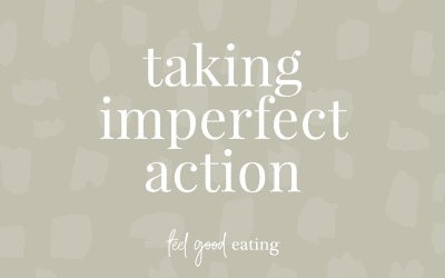 Taking Imperfect Action