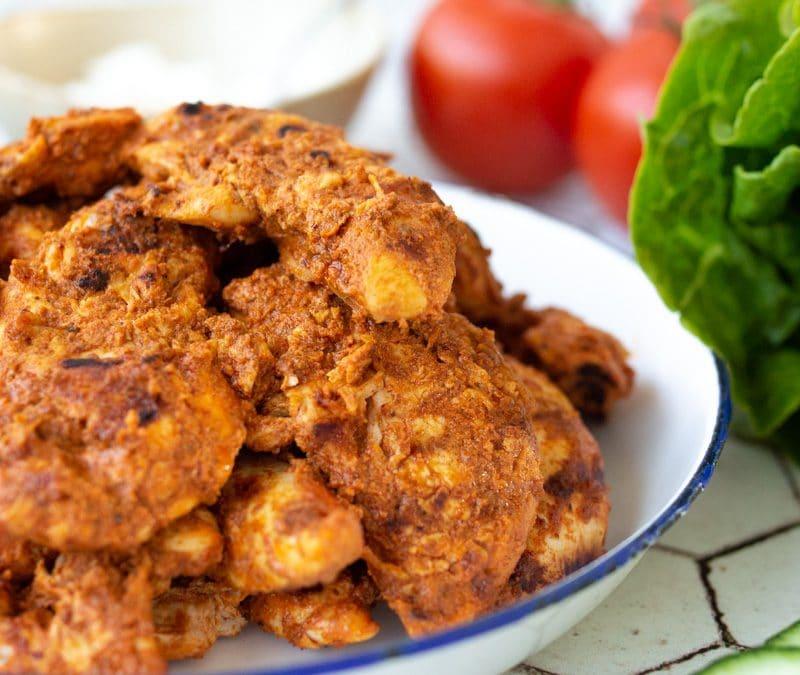 Basic Tandoori Chicken Recipe